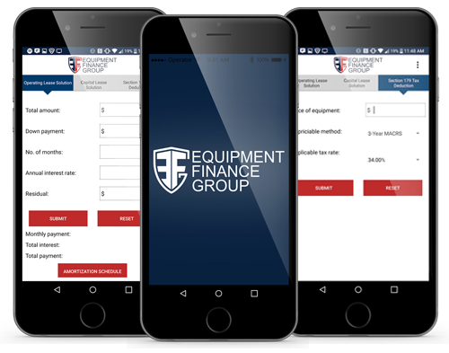 Download EFG Loan Calculator Apps at Apple and Google Play